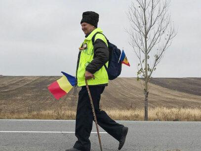 Ion Mărgineanu şi cei 500 de km ai săi pentru Unire