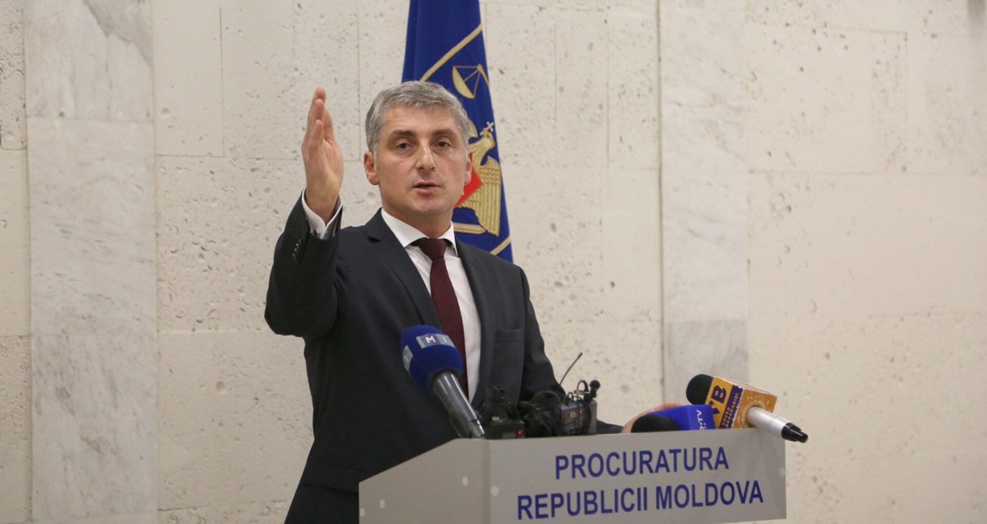 ULTIMA ORĂ/ Procurorul general și-a anunțat demisia