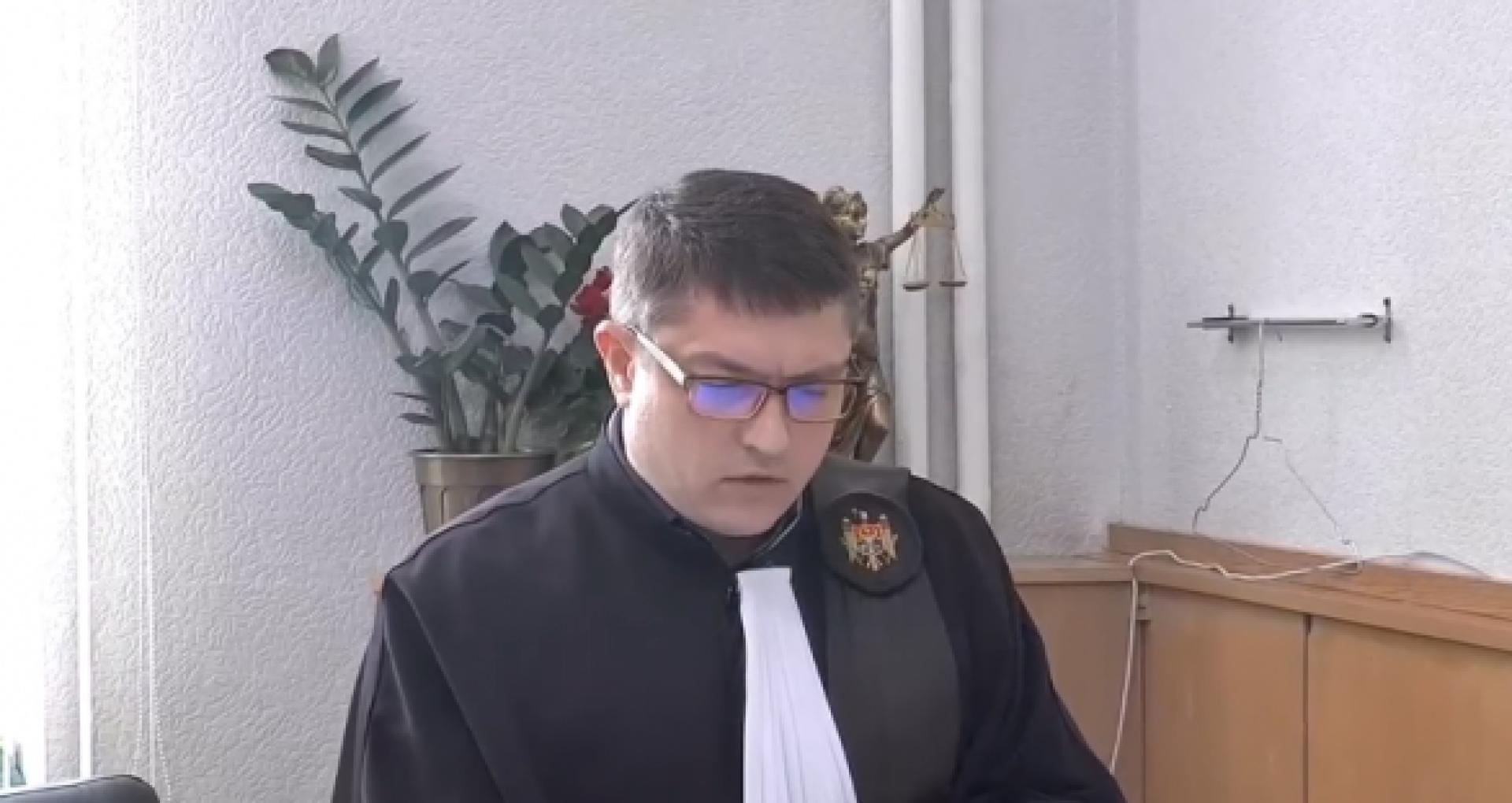 DOC/ Magistrații Judecătoriei Chișinău, sediul Ciocana, îl înaintează pe Sergiu Bularu, care în 2020 a admis demersul privind suspendarea executării pedepsei de către Veaceslav Platon, la funcția de vicepreședinte interimar al instituției