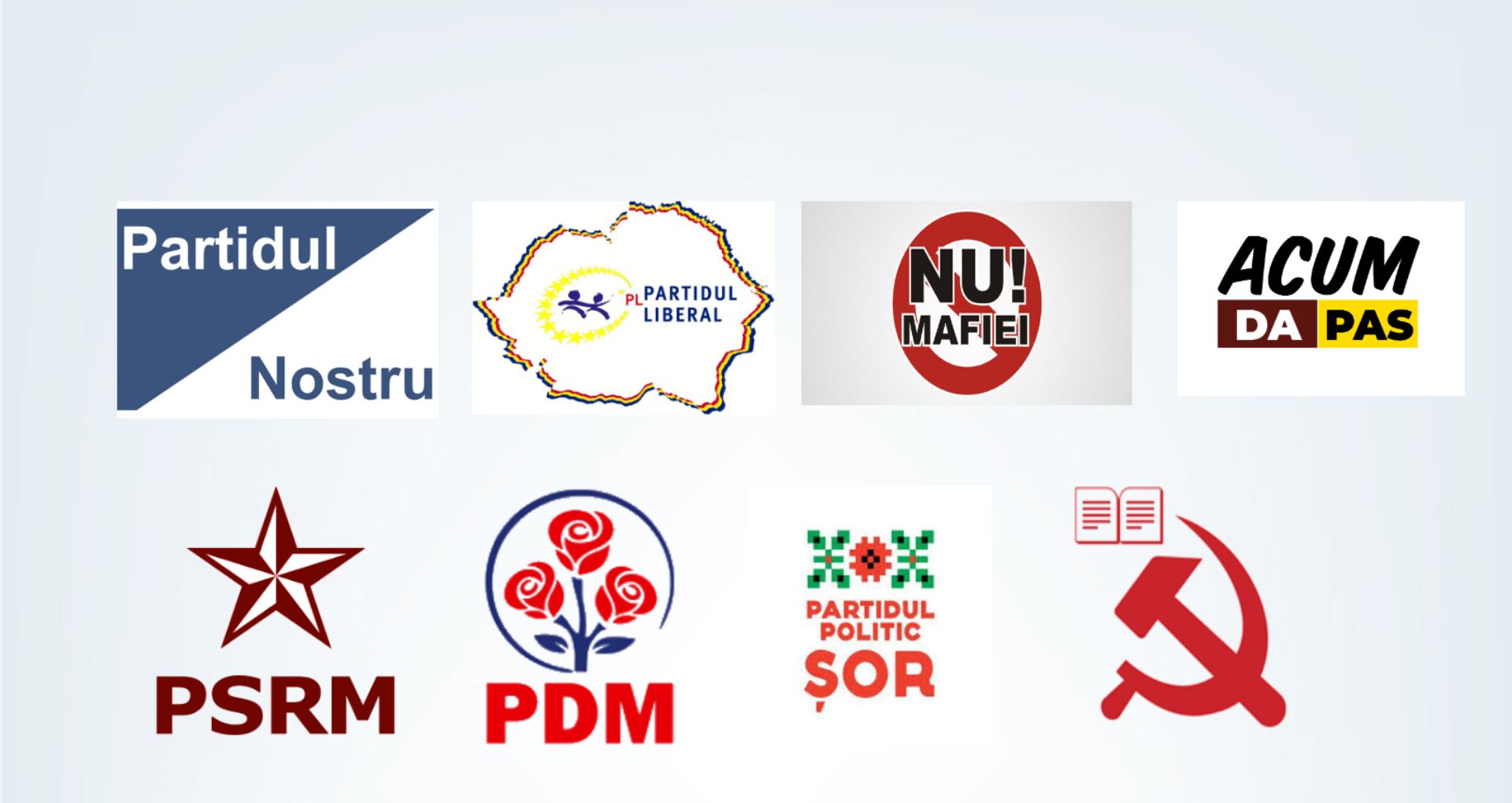 CEC a încheiat înregistrarea pentru circumscripția națională. Câte partide vor participa la alegeri