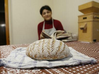 Pâine ca la Natalia acasă