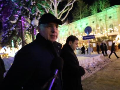 VIDEO/ Bâlbâielile premierului și organizatorului referitor la milioanele cheltuite pentru Târgul de Crăciun