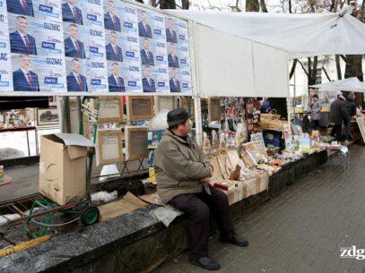 Reportaj foto: Chișinăul electoral