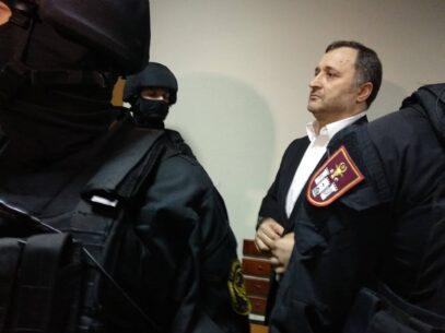 LIVE TEXT/ Ce s-a întâmplat la prima ședință de judecată în dosarul lui Vlad Filat