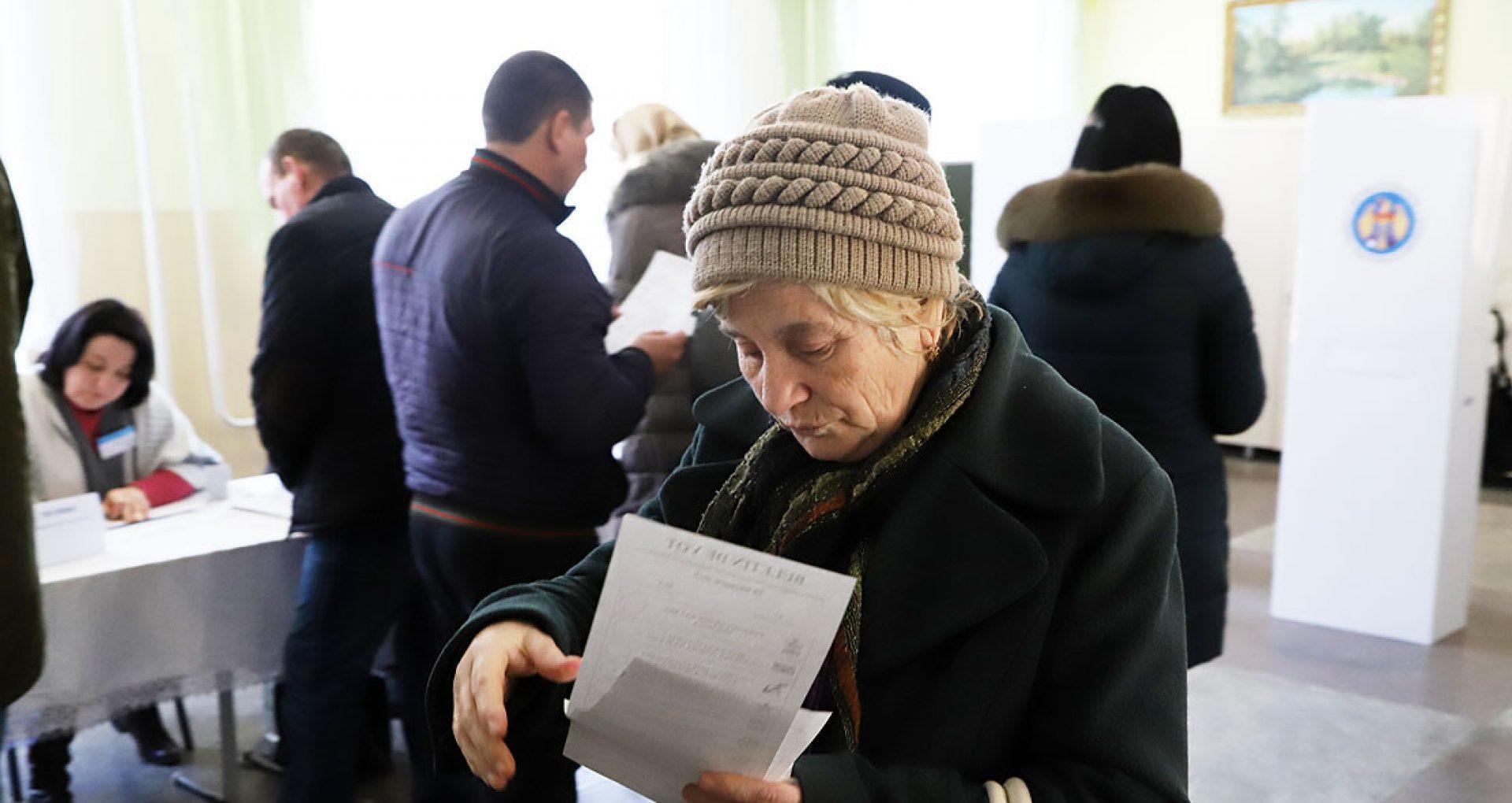 DOC/ CEC a decis numărul și amplasarea secțiilor de votare pentru alegătorii din stânga Nistrului la alegerile parlamentarele anticipate