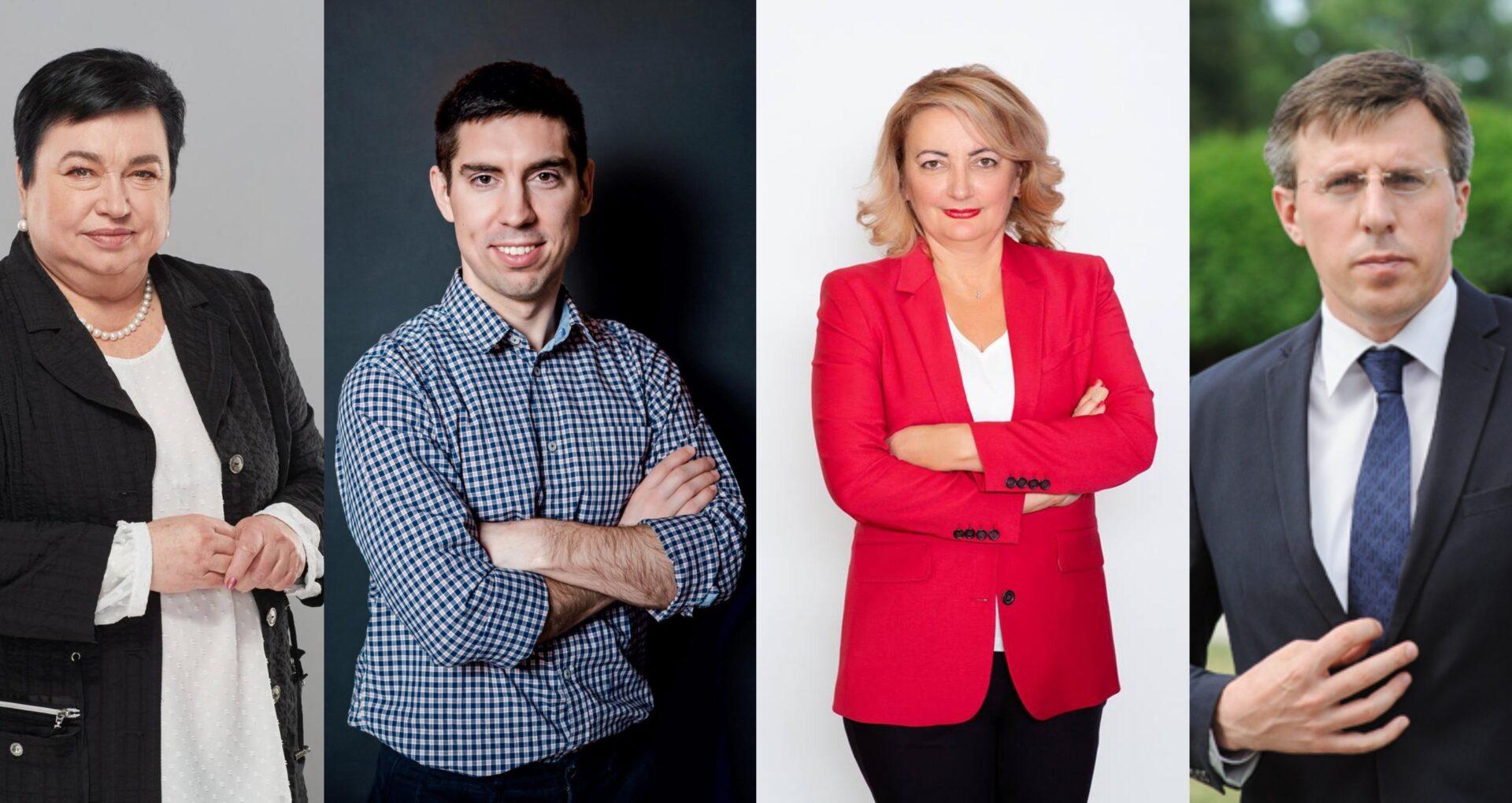 Radiografie electorală: Totul despre candidații din circumscripția nr.32