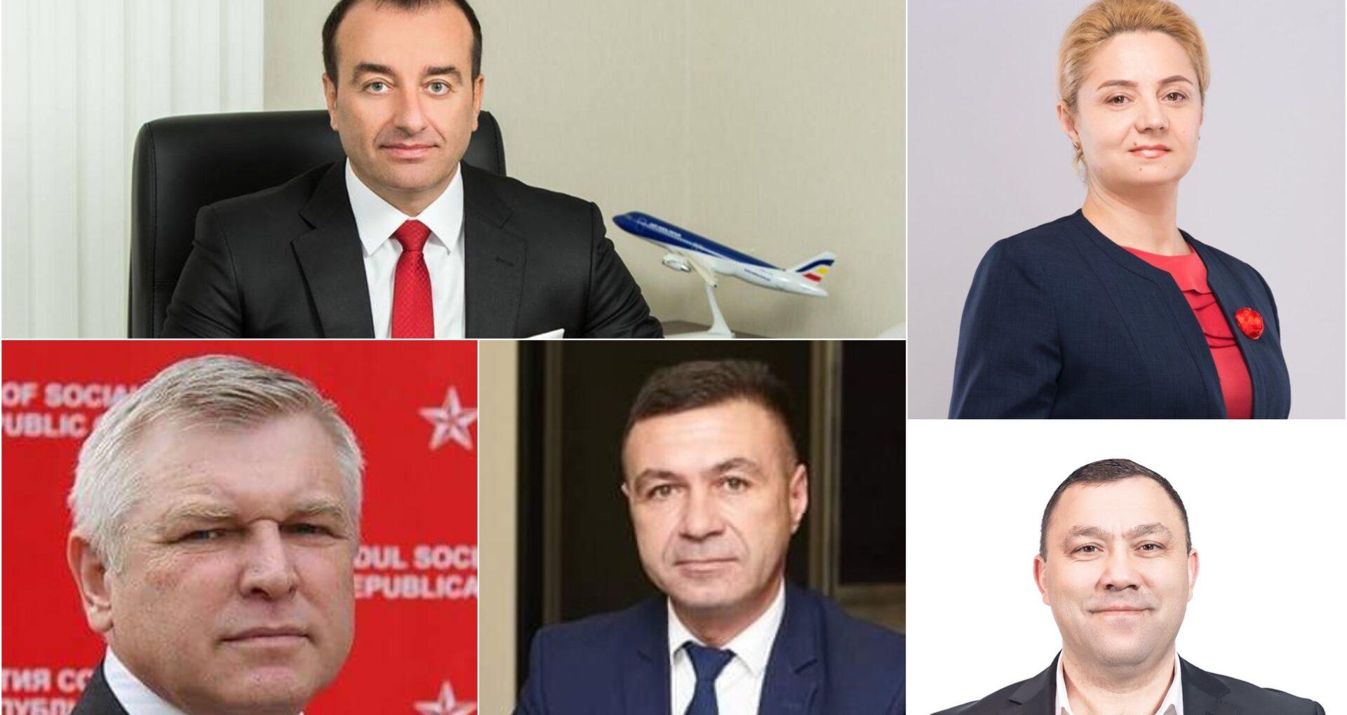 Radiografie electorală: Totul despre candidații din circumscripția nr.23