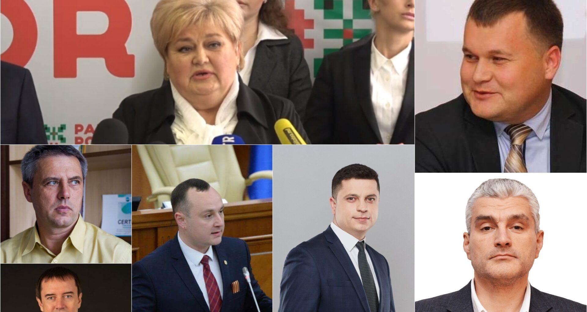 Radiografie electorală: Totul despre candidații din circumscripția nr.28
