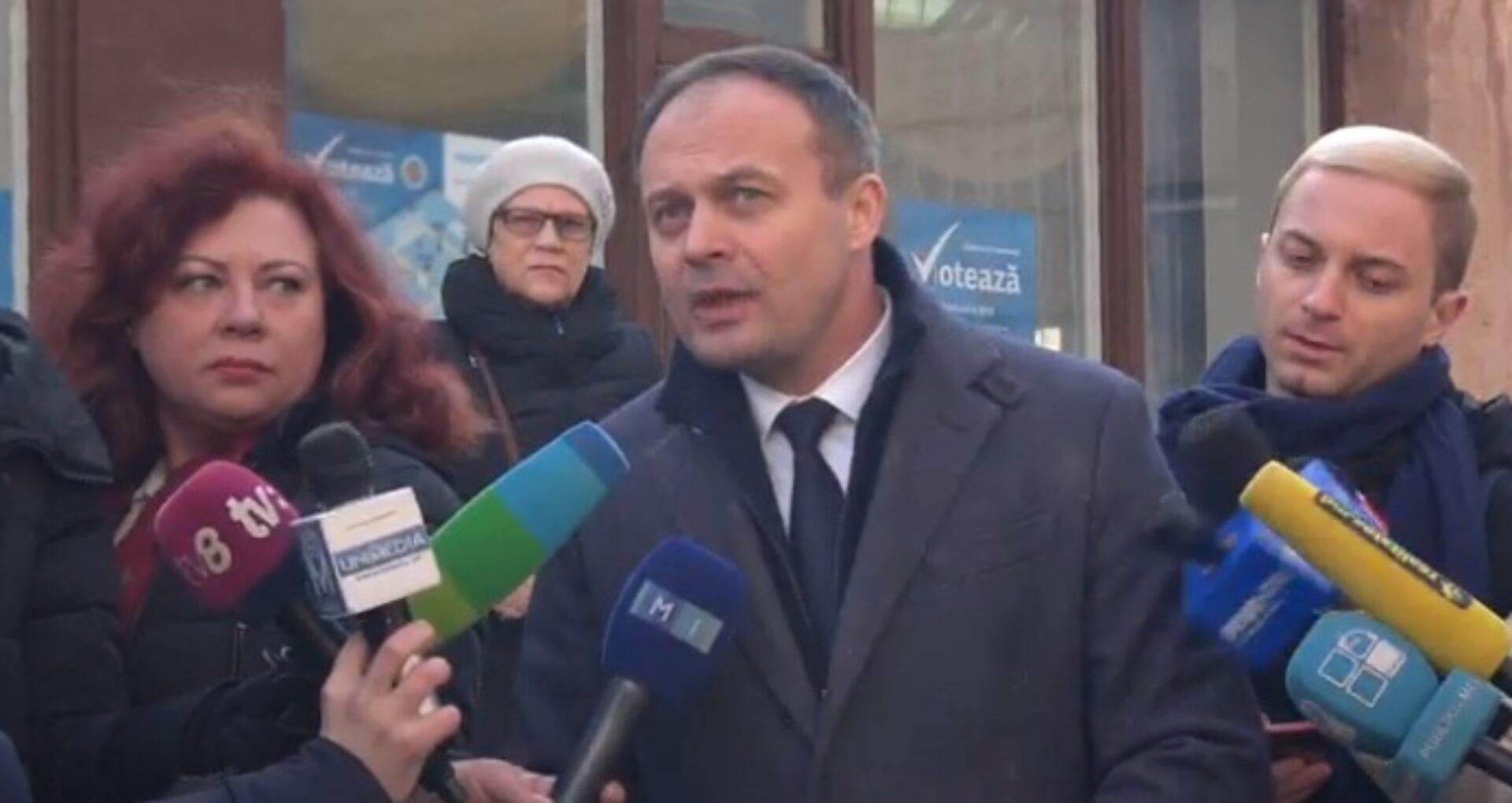 Andrian Candu, despre dosarul penal intentat pe numele lui Vlad Plahotniuc în Federația Rusă