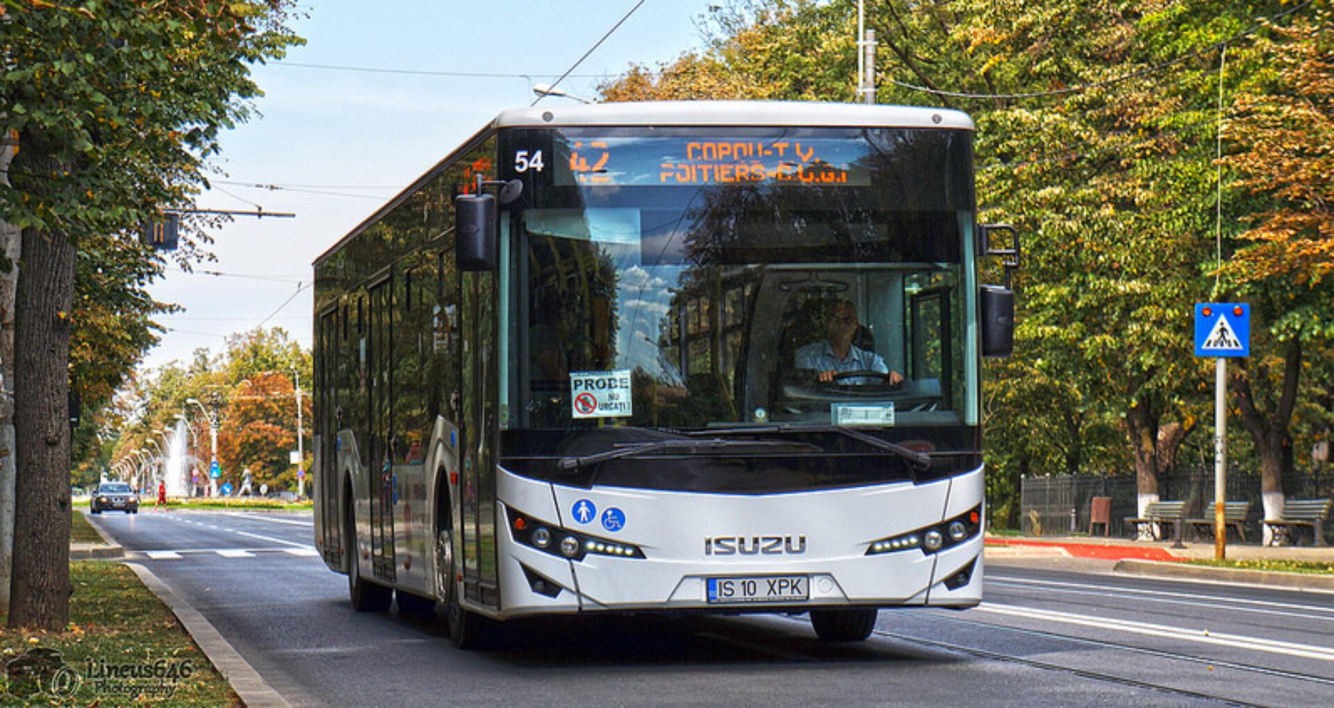 Un offshore din Ciprul de Nord, specializat în IT, va livra 31 de autobuze pentru Chișinău