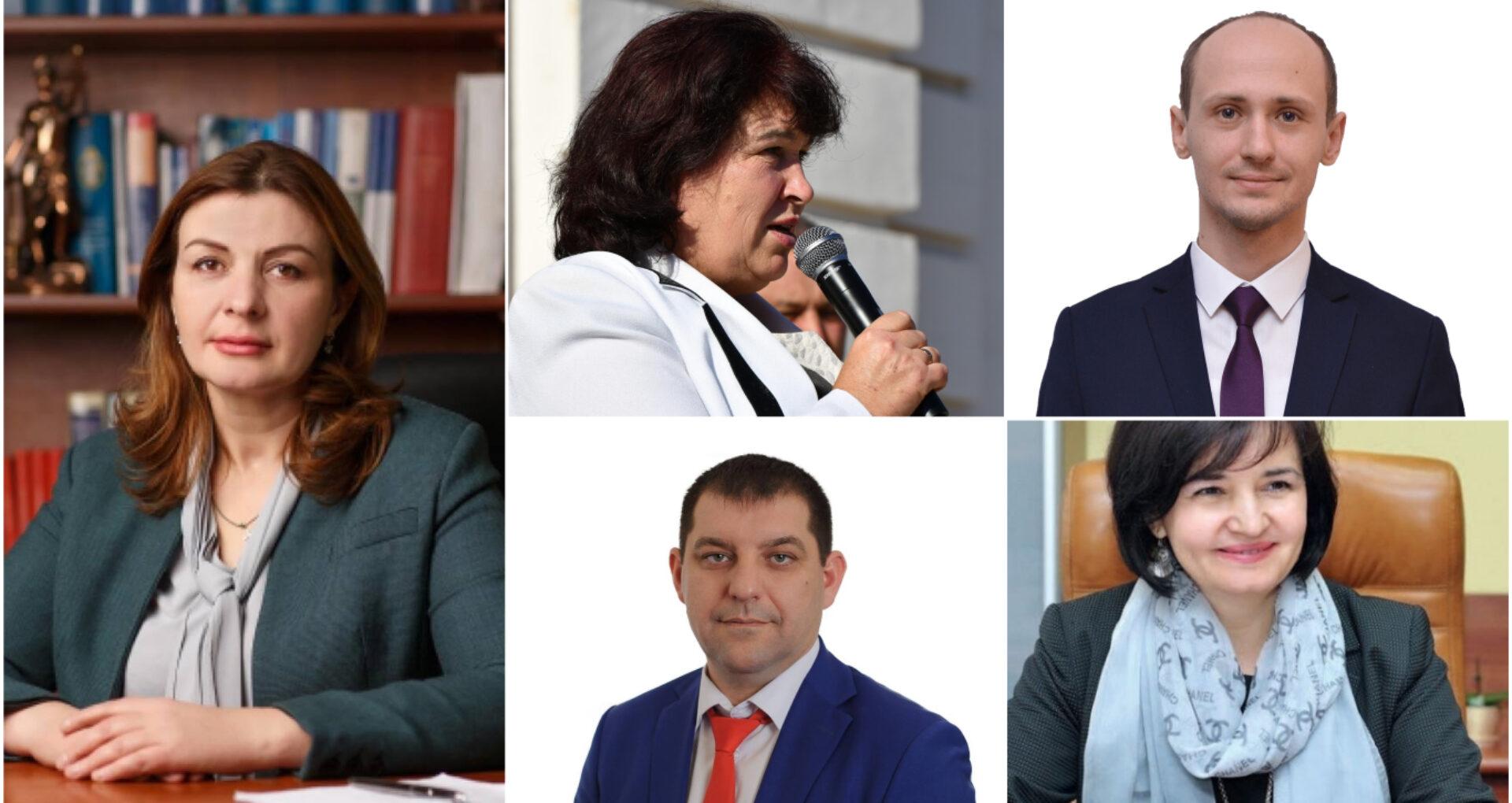 Radiografie electorală: Totul despre candidații din circumscripția nr.22