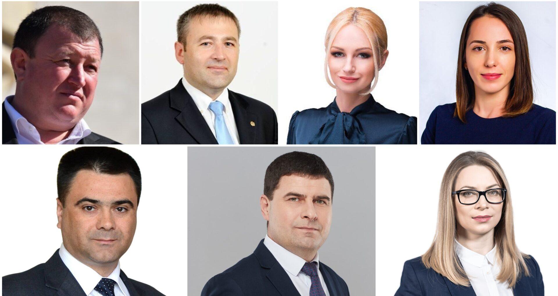 Radiografie electorală: Totul despre candidații din circumscripția nr.19