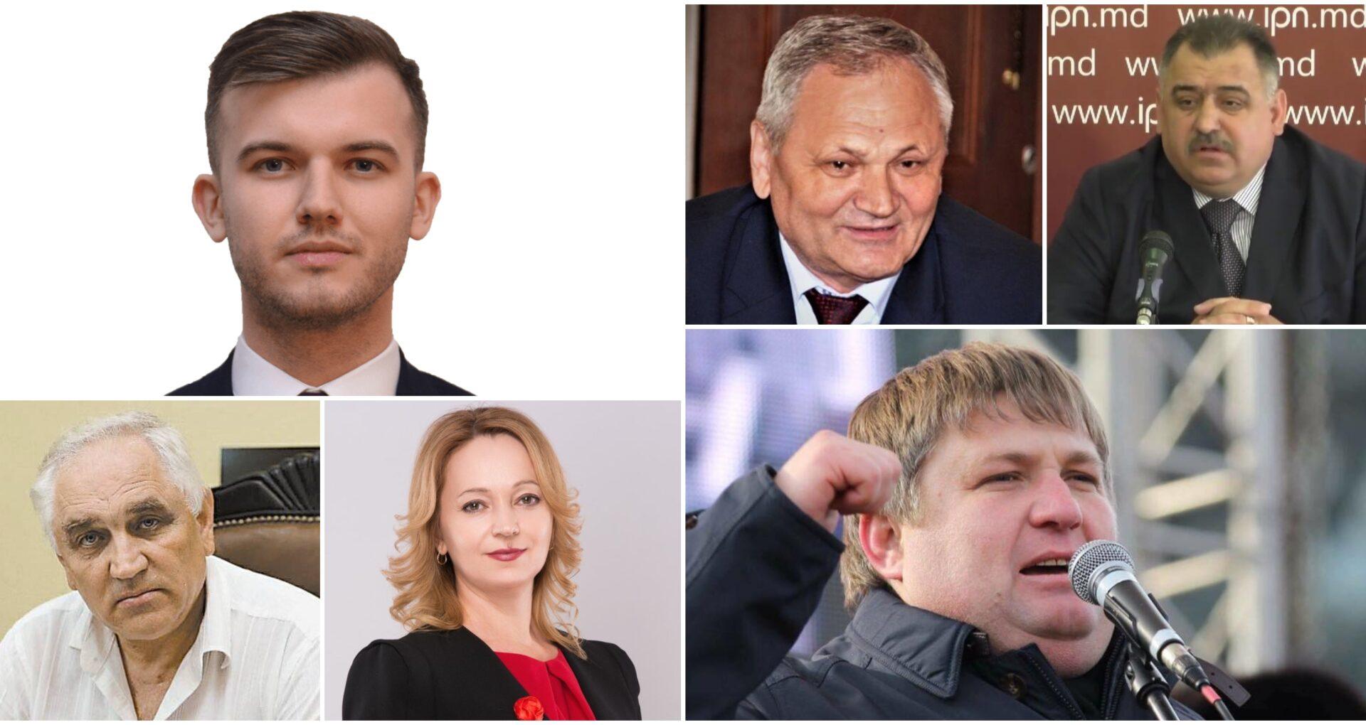 Radiografie electorală: Totul despre candidații din circumscripția nr.49