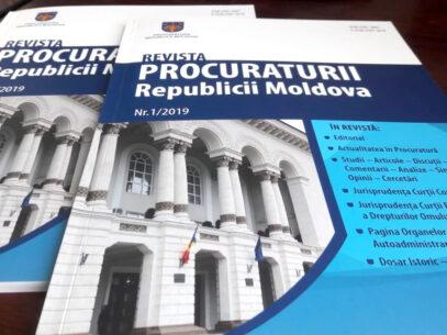 Revista Procuraturii: echipă şi buget