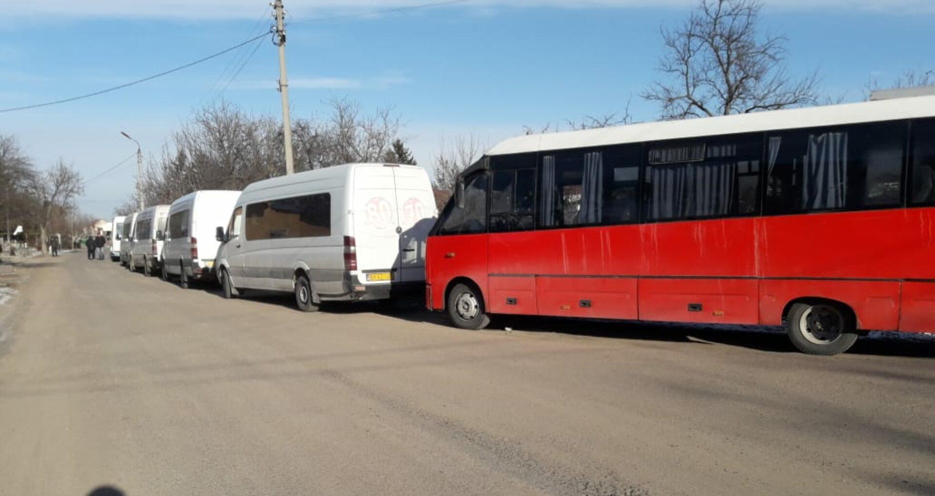 Agenția Națională Transport Auto spune că de alegeri va face controale și monitoriza deplasarea mașinilor cu capacitate mai mare de 8 pasageri