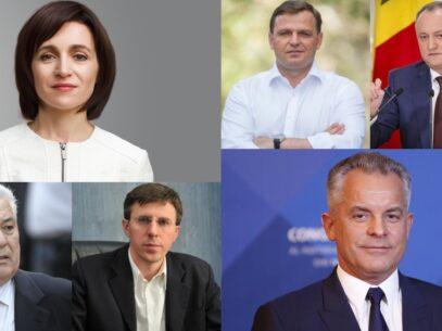 Cine sunt candidații care au obținut cele mai multe voturi în localitățile de baștină ale liderilor politici