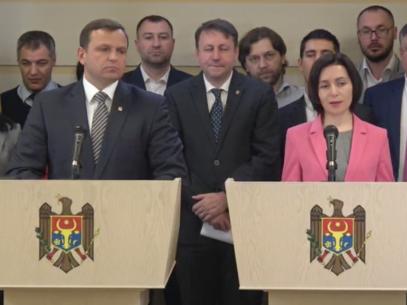 Andrei Năstase comentează acuzațiile democraților la adresa Blocului ACUM