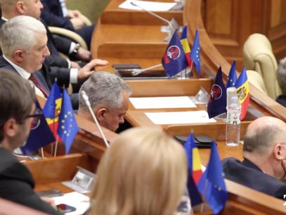 VIDEO/ 7 minute la Parlament: retrospectiva primei ședințe