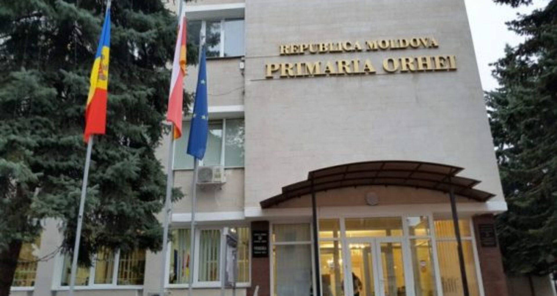 """Convocarea în regim extraordinar a Consiliului Municipal Orhei. Pe ordinea de zi subiecte care vizează asociaţiile obşteşti """"Pentru Orhei"""" şi AIREEI """"Prosperarea Moldovei"""""""