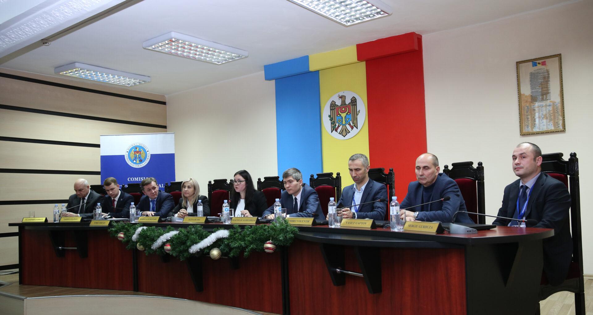 Update/ Ședință extraordinară a CEC. Au fost aprobate rezultatele alegerilor parlamentare