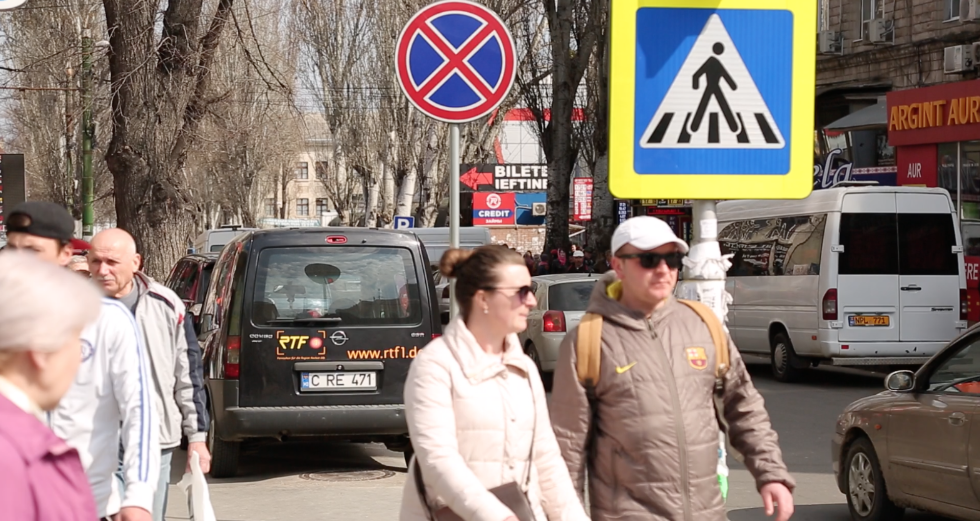 VIDEO/ Proiectul parcărilor cu interese, în instanță