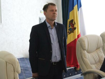 Președinte nou în raionul Rezina