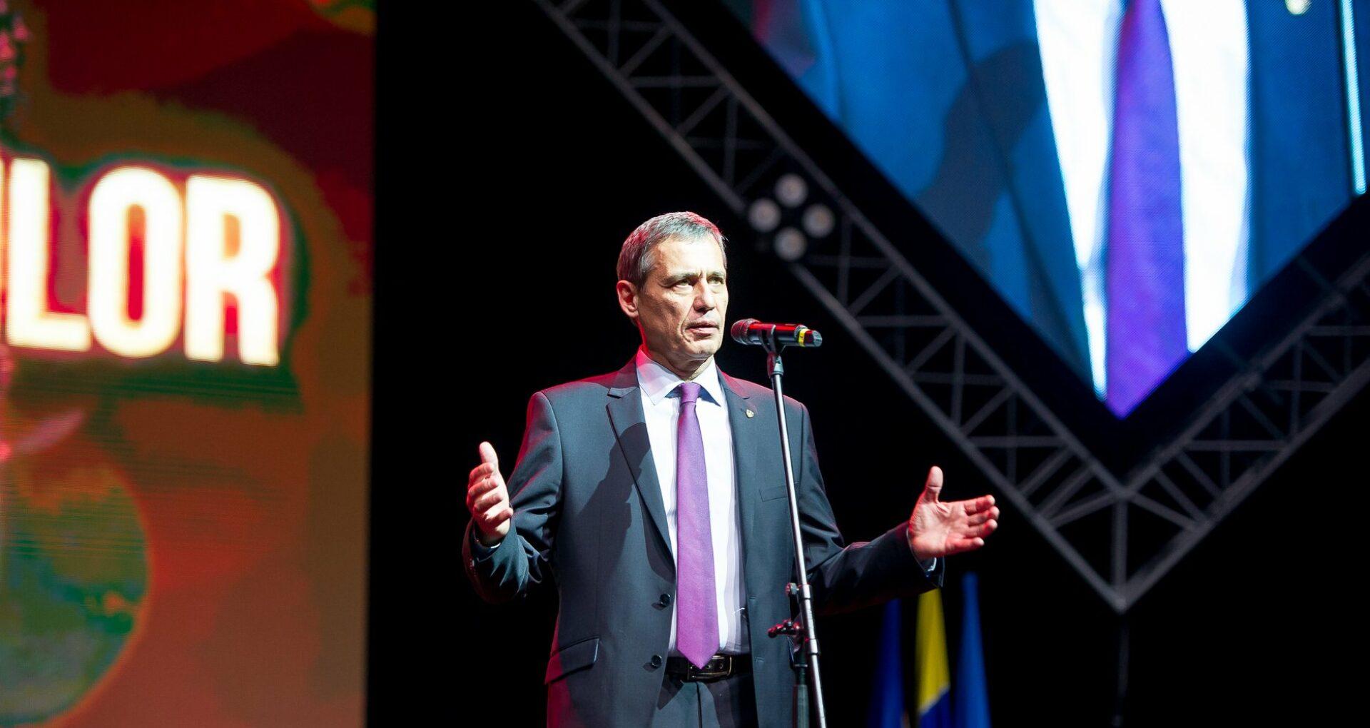 Președintele Federației Moldovenești de Fotbal și-a dat demisia