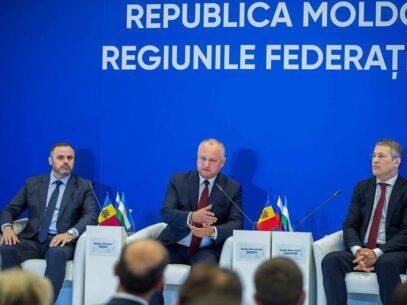 Dodon la Forumul de Afaceri din Bașkortostan: Fără Rusia, Moldova ca putere economică nu va supraviețui
