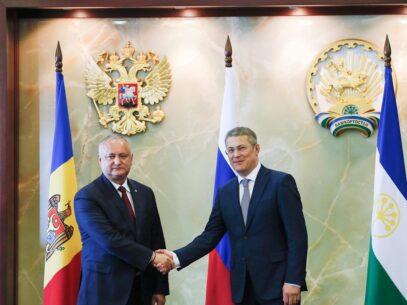 UTA Găgăuzia și alte două raioane din R. Moldova s-au înfrățit cu Bașkortostan