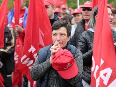 VIDEO/ Ce au sărbătorit astăzi participanții la marșul organizat de Partidul Socialiștilor