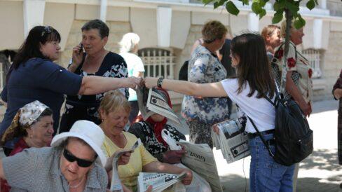 FOTOREPORTAJ/ ZdG în vizită la oamenii aduși în fața MAI