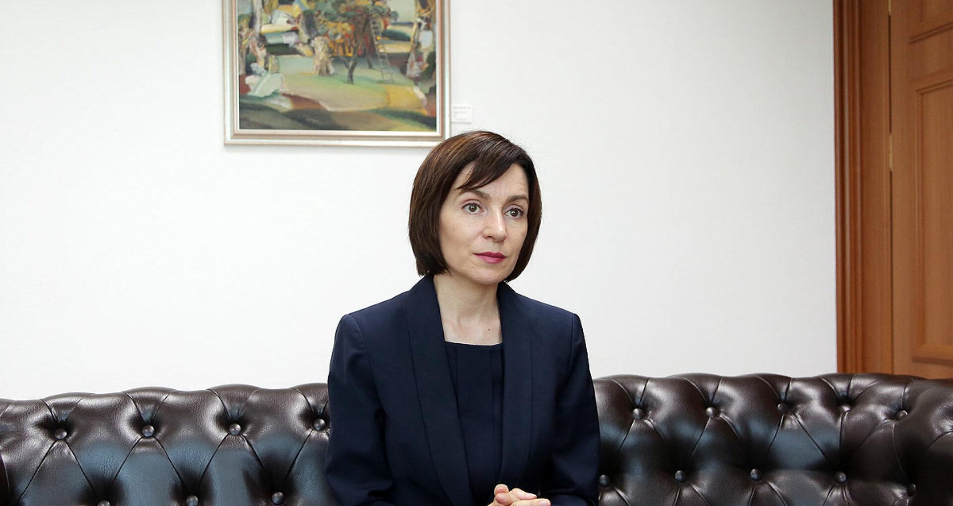 """Maia Sandu consideră decizia de astăzi a Curții de Apel """"similară cu cea a CC precedente, care a numărat zilele greșit"""""""