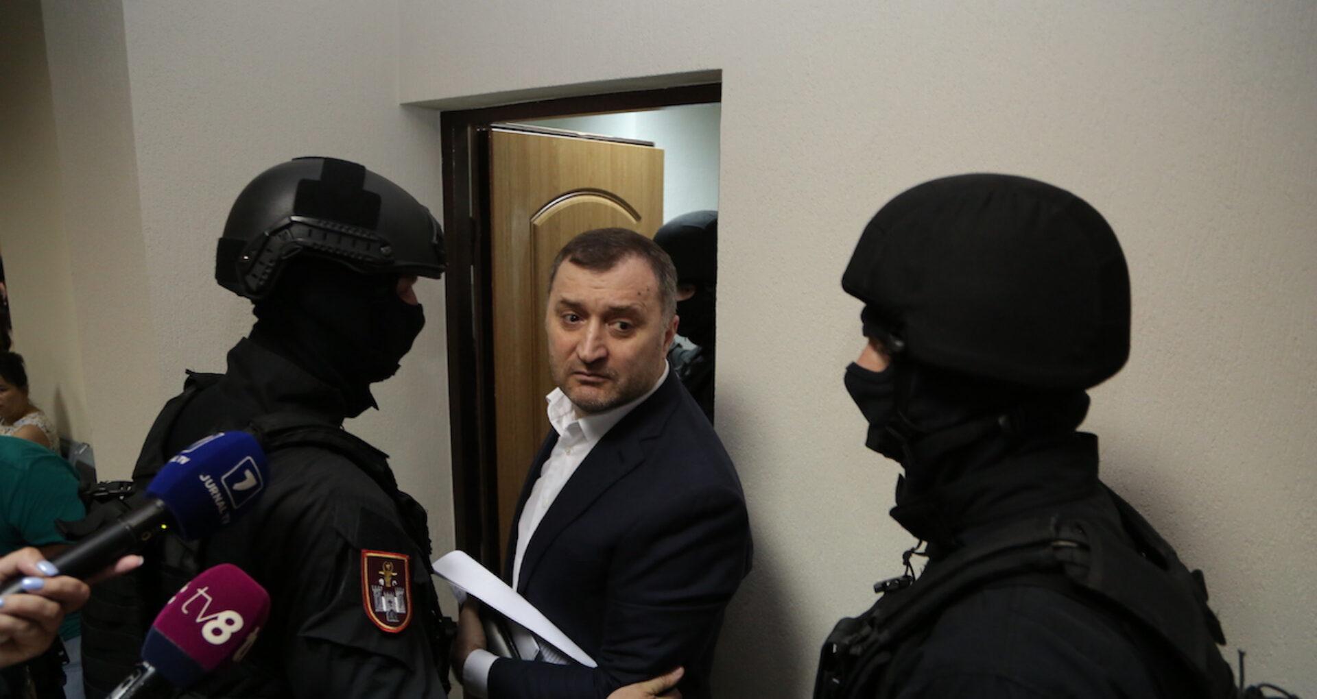 Declarația avocatului lui Filat după ce instanța a compensat condițiile proaste de detenție prin reducerea pedepsei