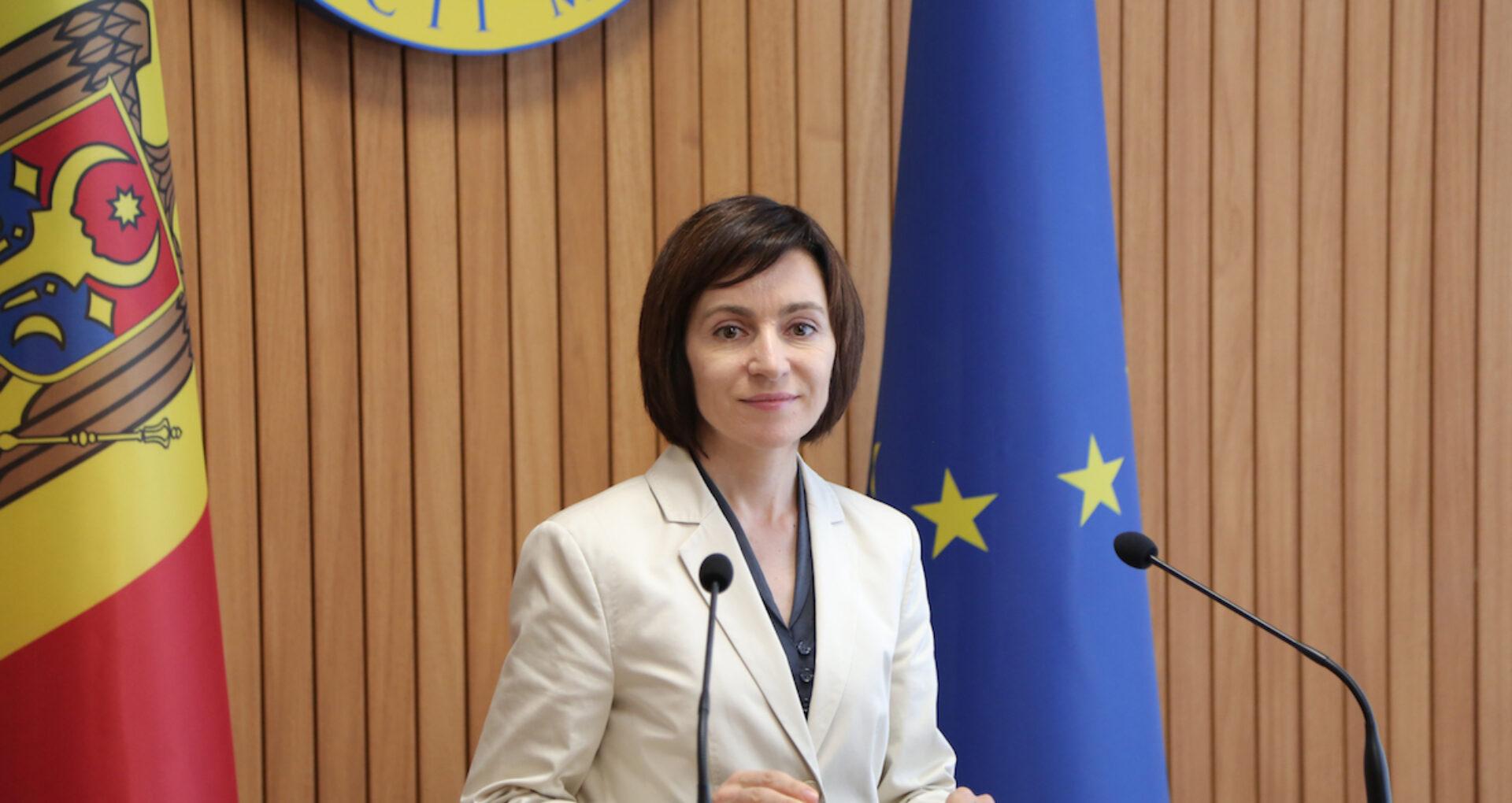 """Maia Sandu, despre deciziile de astăzi ale judecătorilor: """"Nu au efecte juridice și nu pot fi luate în serios"""""""