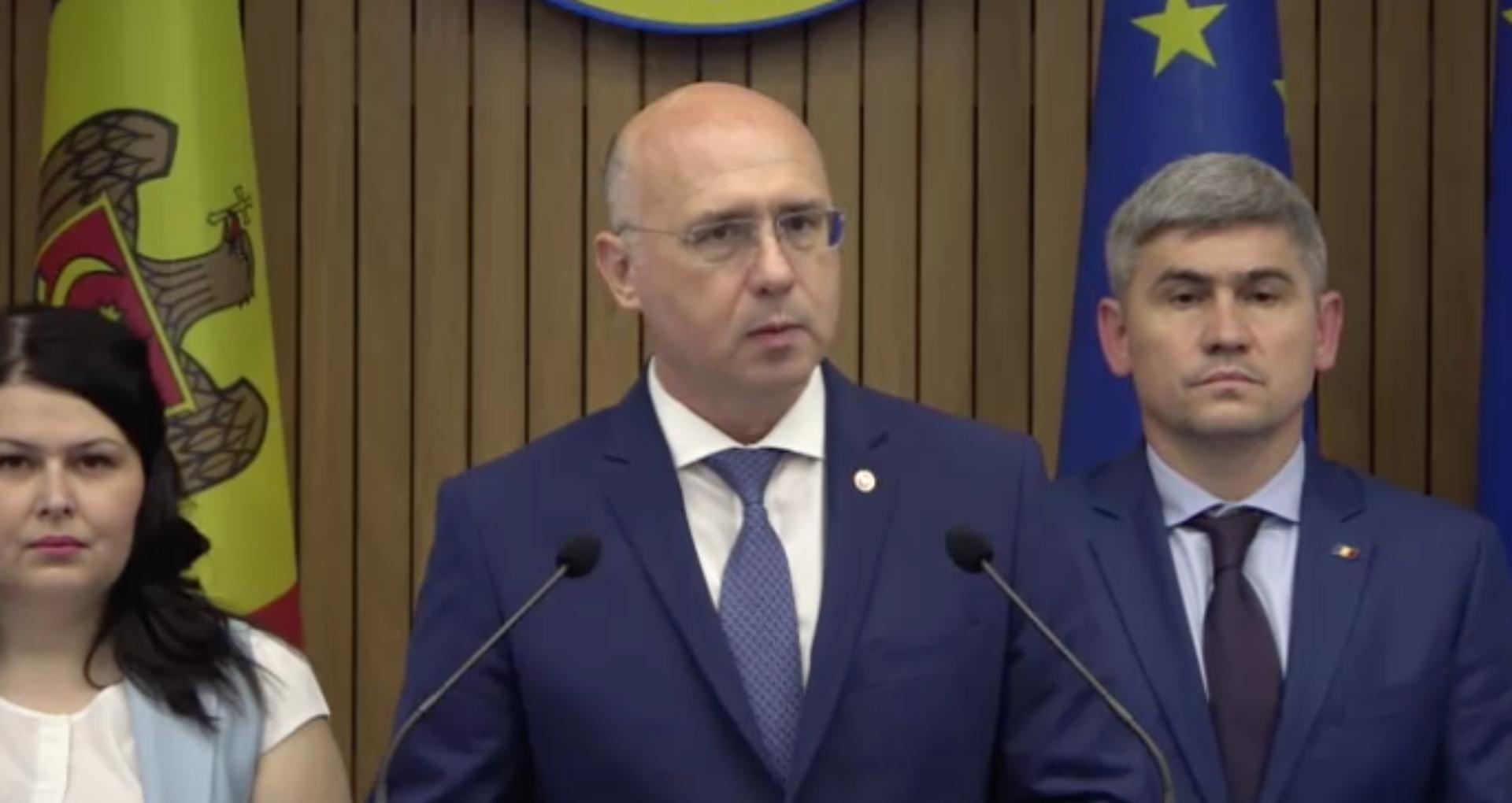 VIDEO/ Mesajul lui Pavel Filip pentru următorul prim-ministru