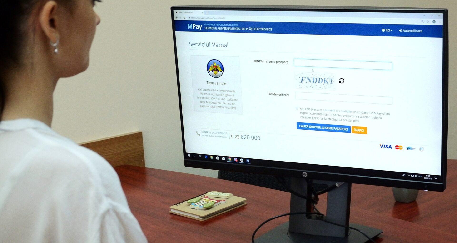 Serviciul guvernamental de plăți electronice MPay va fi dezvoltat într-un nou concept. Măsurile care urmează a fi realizate