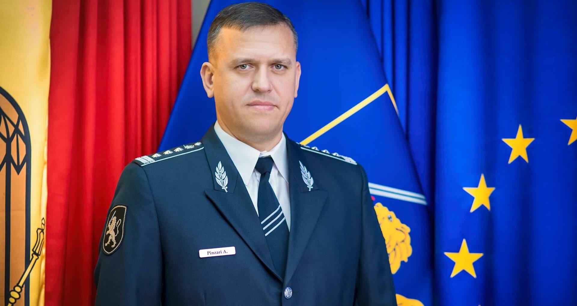 Aprobat de Guvern: Pânzari, restabilit în funcția de șef al IGP și eliberat