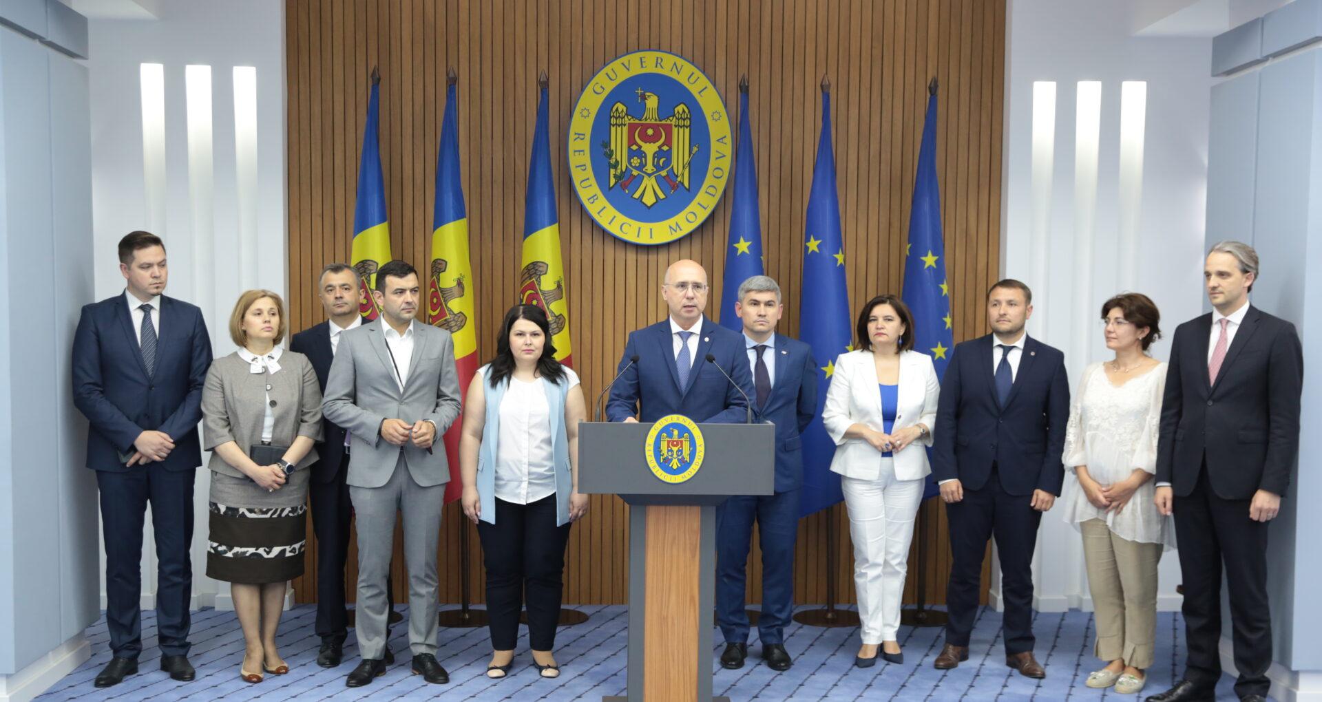 Cabinetul de miniștri a retras din Parlament și a abrogat un proiect de lege aprobat de Guvernul Filip