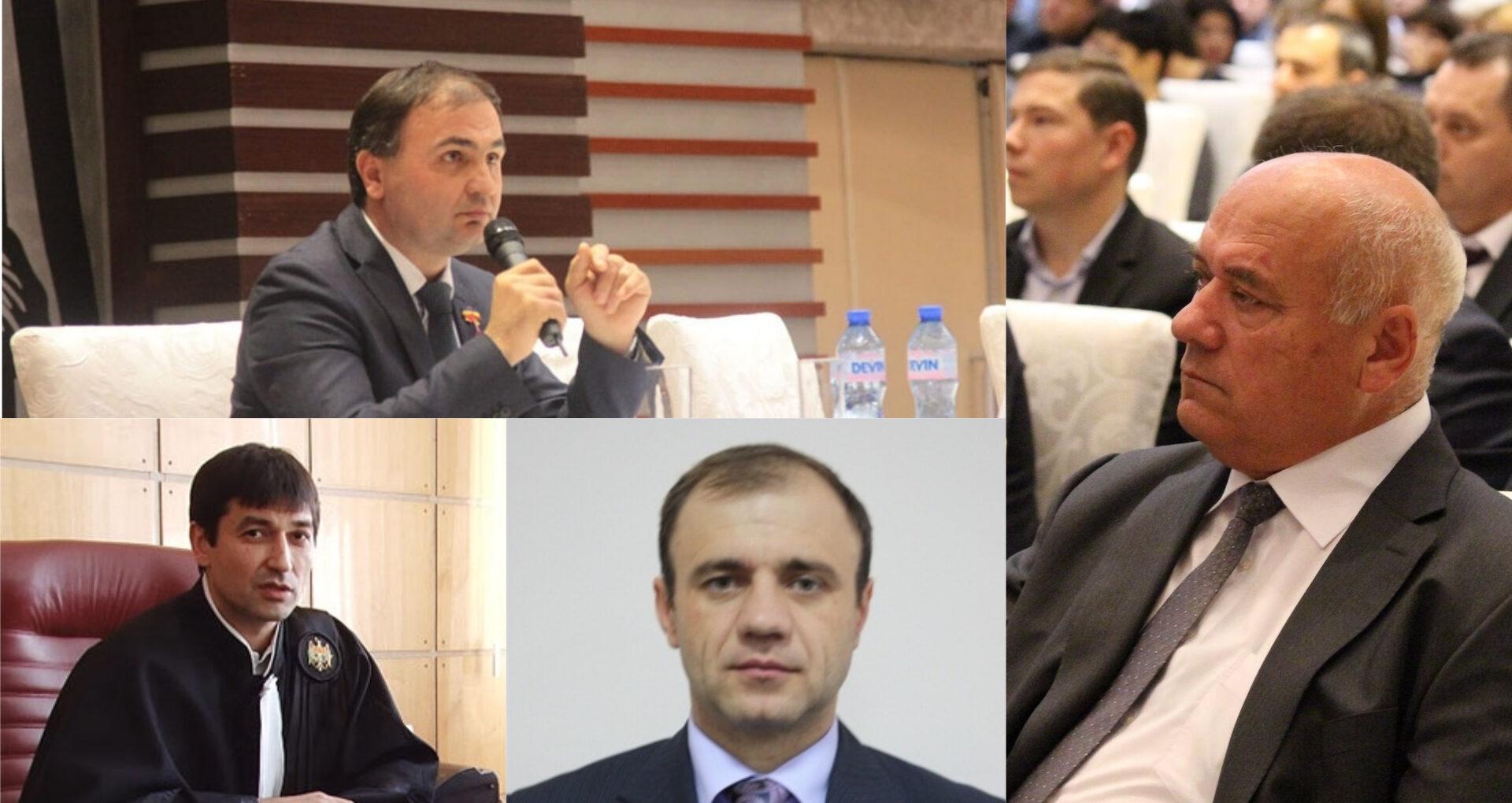 """Oficial/ Numele judecătorilor """"înlăturați"""" și """"revocați"""" din funcții de CSM"""