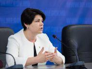 Mesajul Nataliei Gavriliță, după ce președinta Maia Sandu a înaintat-o la funția de premieră a R. Moldova