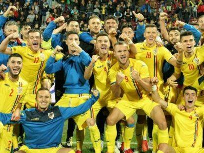 Performanță istorică: Naționala de tineret a României s-a calificat în semifinalele Campionatului European
