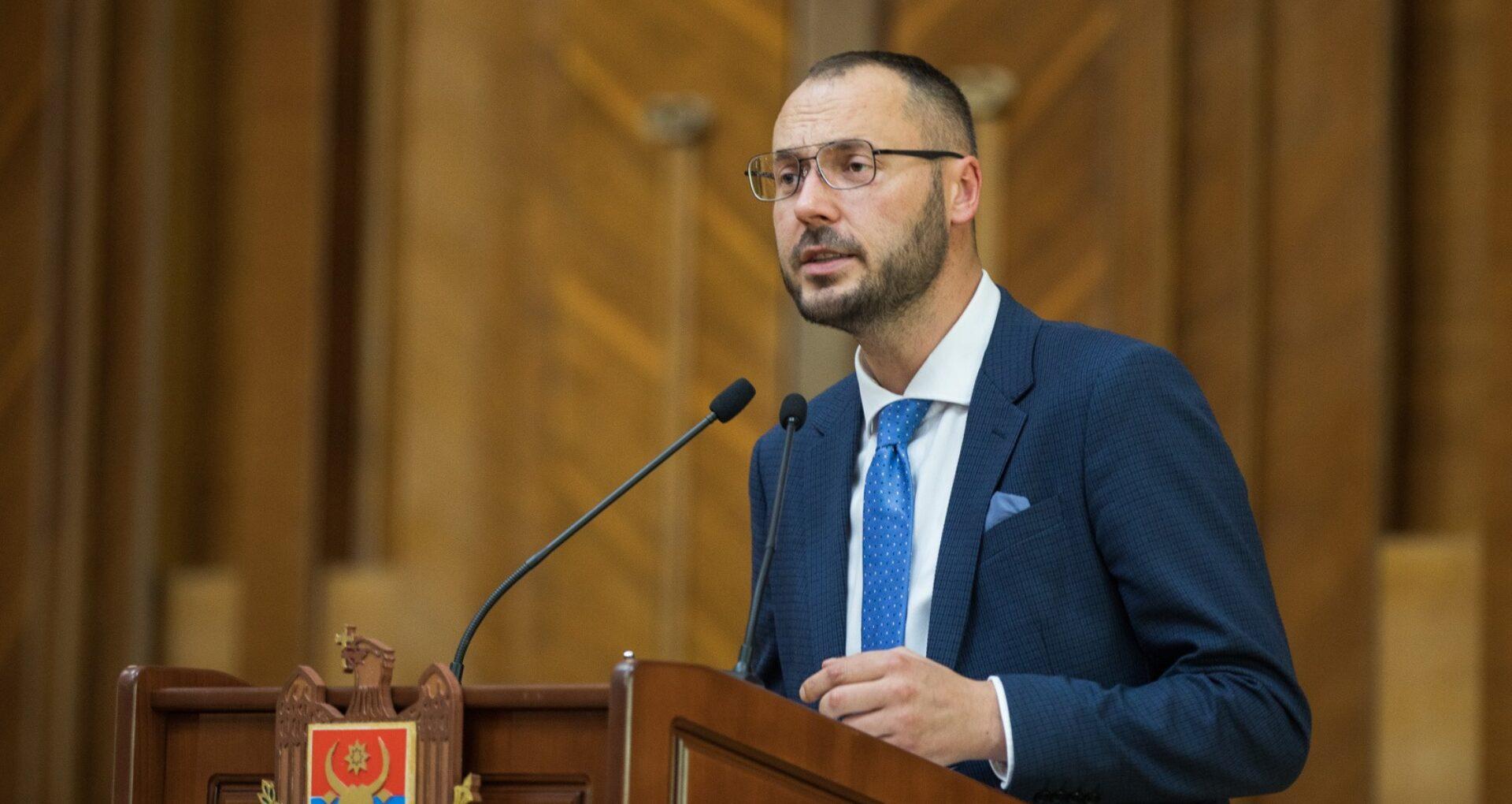 Deputat, despre demisia judecătorului Anatolie Pahopol din funcția de președintele interimar al CSM: I-a stricat planurile lui Dodon