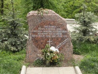 Victimele represiunilor sovietice vor fi comemorate la Chișinău