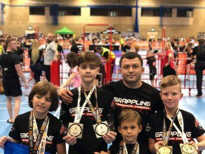Succes pentru R. Moldova la Campionatul Mondial de Jiu Jitsu și Grappling