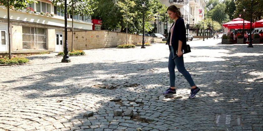 Пешеходная улица продержалась лишь пять лет из обещанных Киртоакэ ста