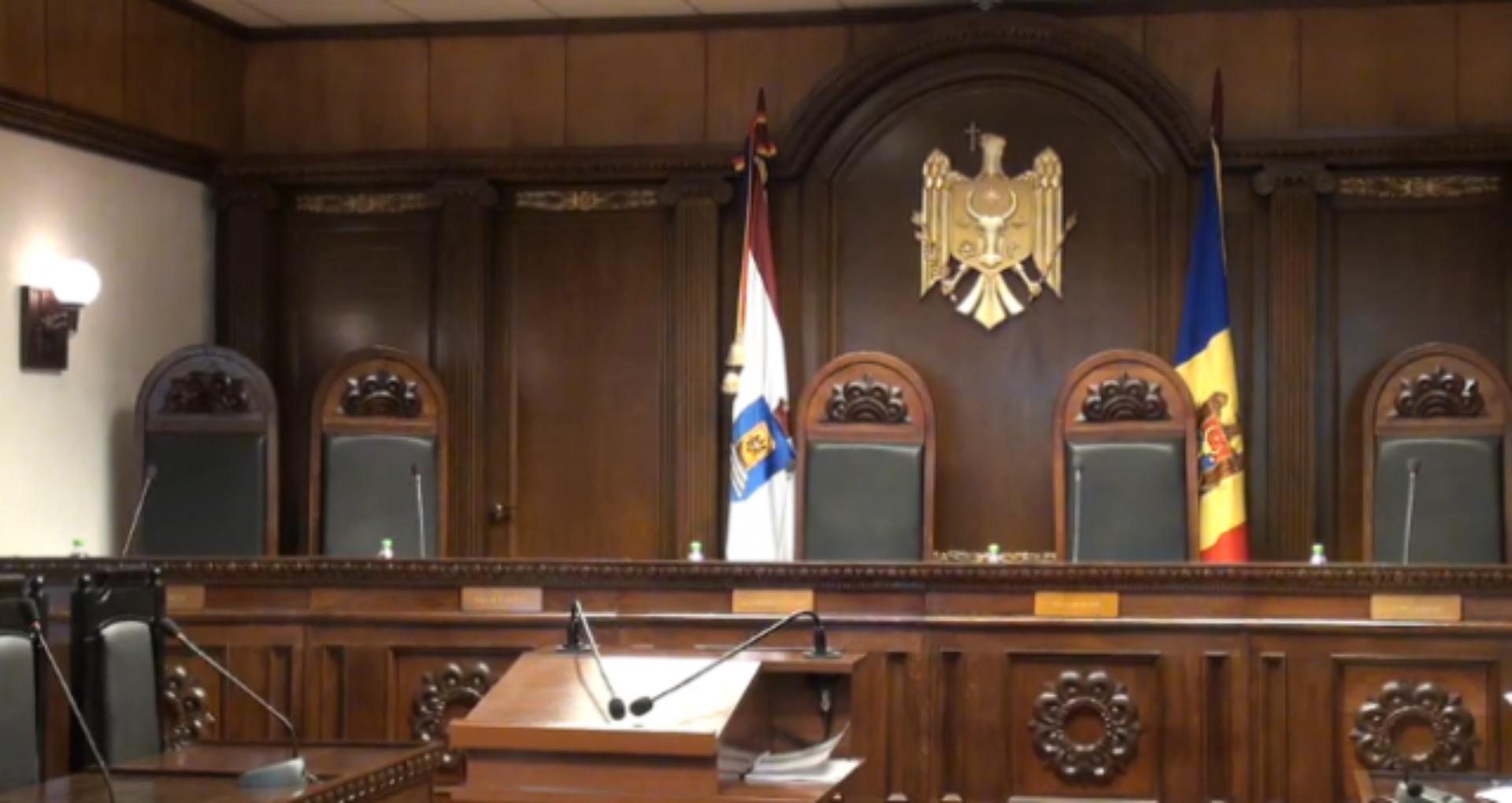 Un fost candidat la funcția de judecător CC solicită anularea rezultatelor celor trei concursuri. Cum explică