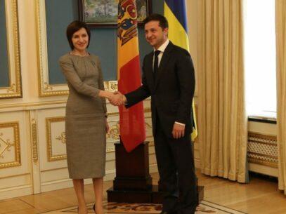 VIDEO/ Prima vizită a prim-ministrei R. Moldova în Ucraina: perspectivele relațiilor moldo-ucrainene