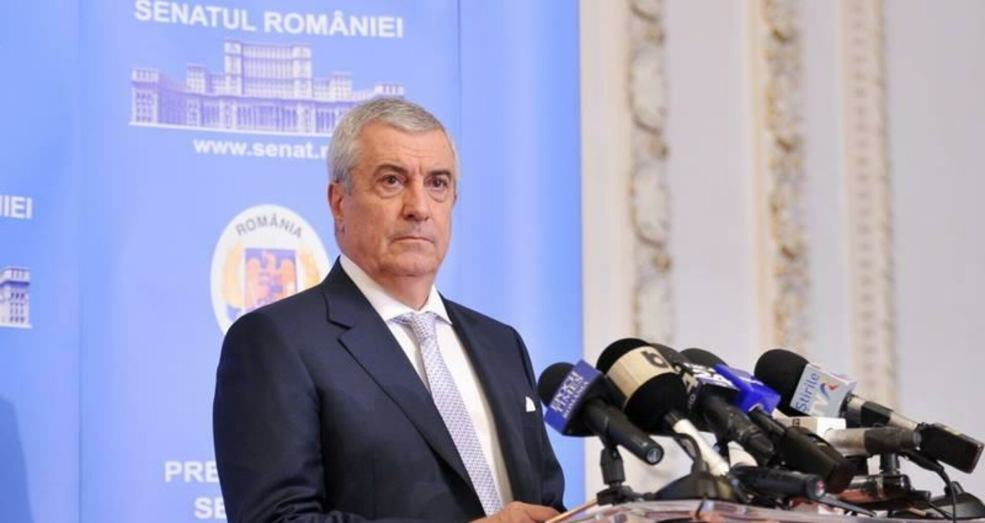 Președintele României a încuviințat urmărirea penală a lui Călin Popescu Tăriceanu, acuzat de DNA că ar fi primit 800.000$ mită când era premier