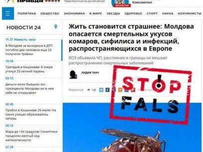 Fals: Europa este atacată de sifilis