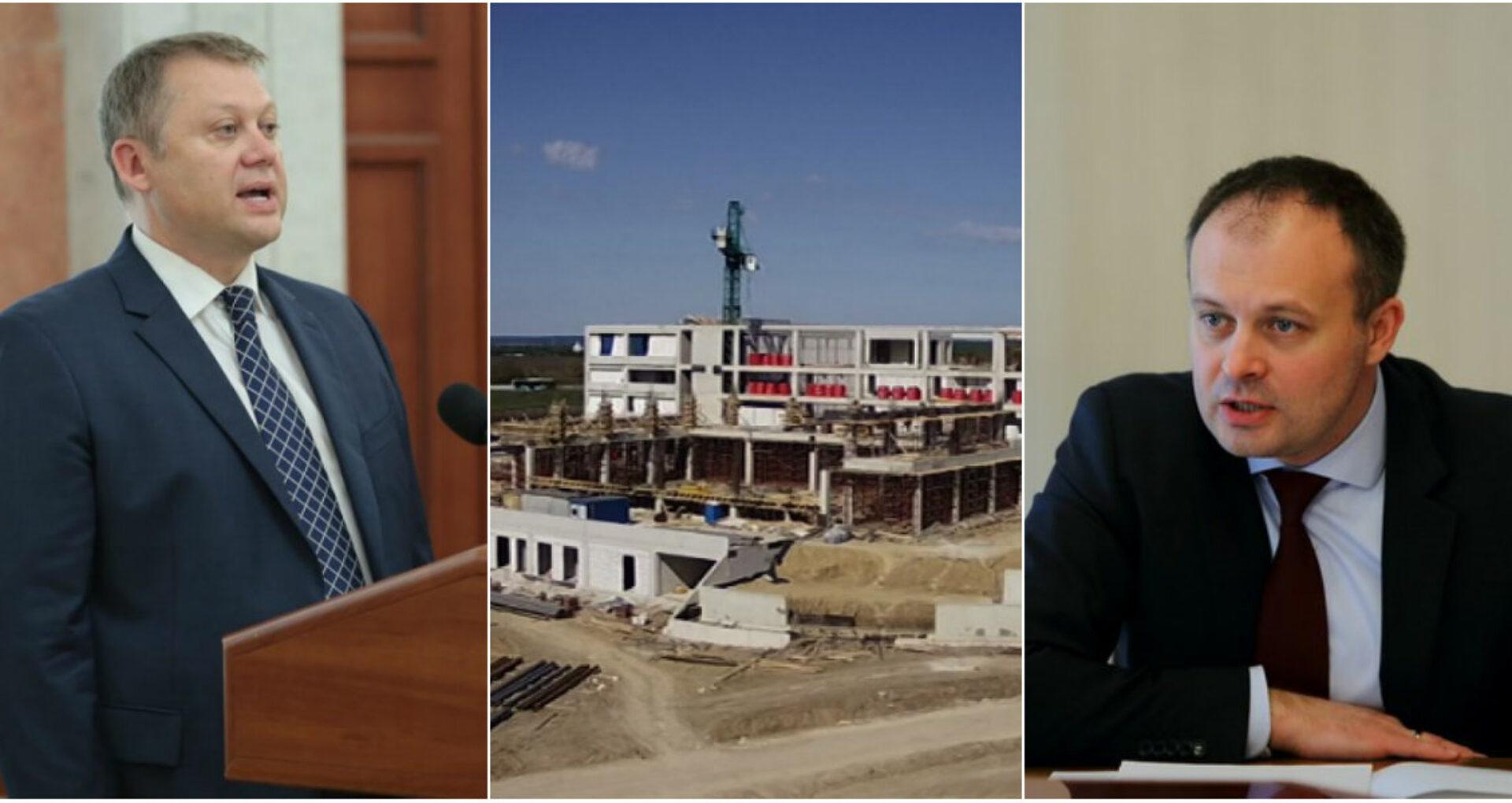 """Candu, după declarațiile lui Brînzan privind Arena Chișinău: """"Pe terenul de 59 de hectare ar fi bine să fie găsiți investitori"""""""